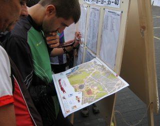 Consultando la mappa