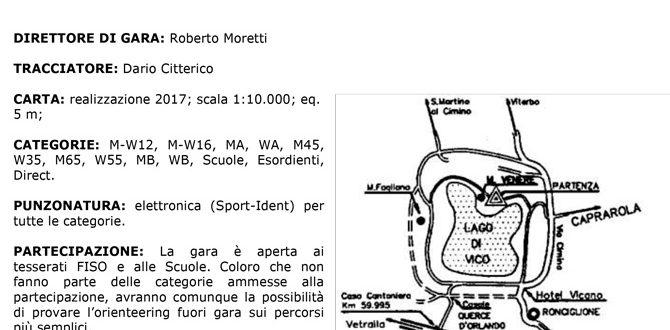 Volantino Monte Venere 2017